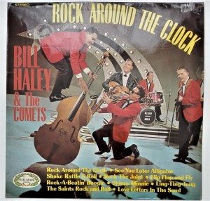 Billy Haley & The Comets - Rock Around The Clock LP db