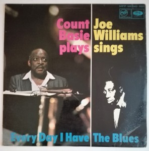 C. Basie / J. Williams - Every Day I Have The Blues LP db