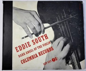 Album Eddie South - Dark Angel of The Violin Columbia