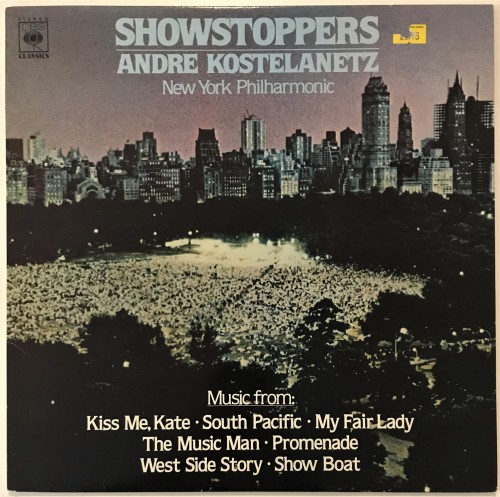 61425 Kostelanetz, New York Philharmonic Showstoppers.jpg