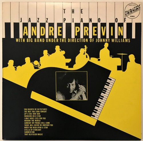 EMB31277 André Previn The Jazz Piano Of.jpg