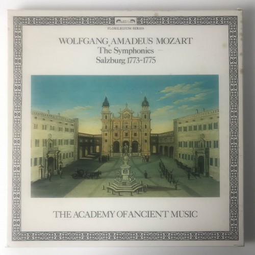 D170D3 Wolfgang Amadeus Mozart - The Academy Of Ancient Music The Symphonies (Salzburg 1773-1775).JPG