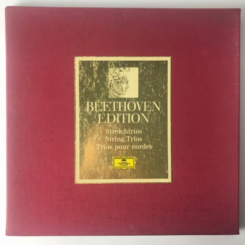 2720014 Beethoven, Trio Italiano D'Archi Beethoven Edition Die Streichtrios.JPG