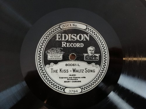 80061 Edison Record Elizabeth Spencer Silver Threads Among The Gold The Kiss - Waltz Song.jpg
