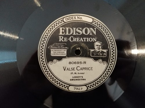 80695 Edison Record Losey's Orch. Losey's Instrumental Quartet Valse Caprice (F.H.Losey) Ever Dear (H. Tortere).jpg