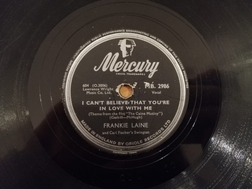 MB2986 Mercury Frankie Laine I Can't Believe That You;re In Love With Me West End Blues b.jpg